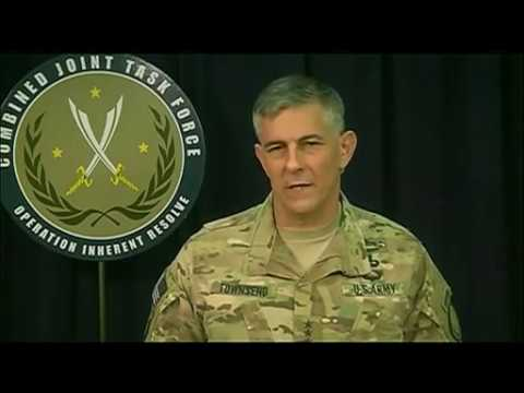 NATO w/CC: MOSUL/RAQQA. 12-14-16. Update And Q&A With Media From Gen. Townsend.