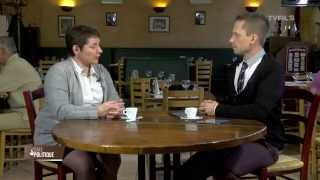 Le Café Politique n°5 – Alexandra Rosetti, Maire (UDI) de Voisins-le-Bretonneux, 2e vice-présidente de Saint-Quentin-en-Yvelines