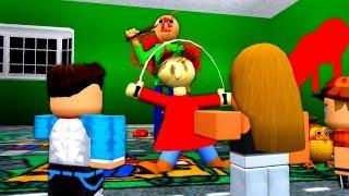 Baldi Kills Playtime (Roblox Animation)