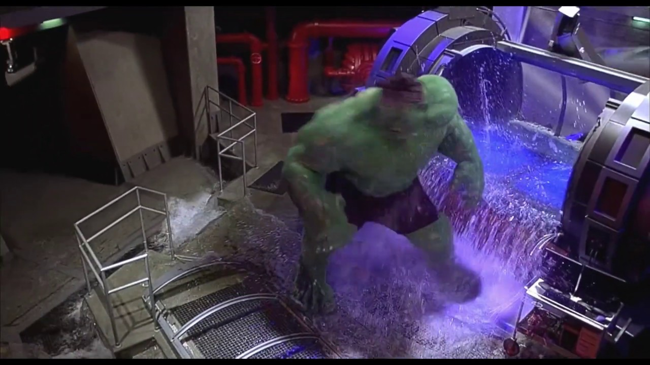 Hulk Base Growth Back and Forth