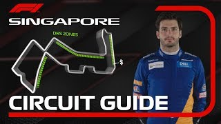Carlos Sainz's Guide To Marina Bay Street Circuit | 2019 Singapore Grand Prix