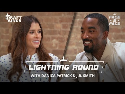 Face 2 Face with Danica and J.R. – Lightning Round