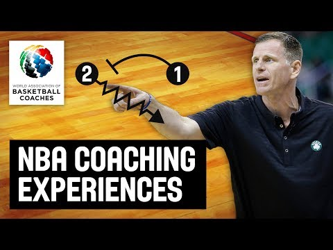 NBA Coaching Experiences - Jay Larranaga Boston Celtics - Basketball Fundamentals