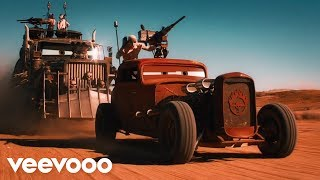 Pixarized Cars 3 ⌁ Mad Max⌁ Fury Road (Music Video)