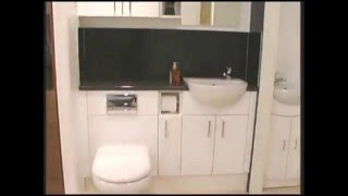Swiss Fitted Bathroom Furniture