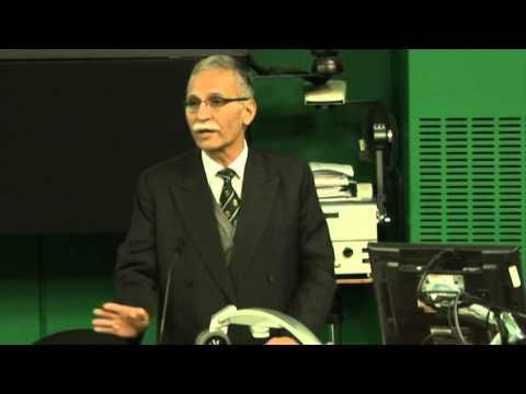 AMU Vice Chancellor in London - VC's Speech