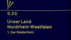WDR Programmtafeln 1974