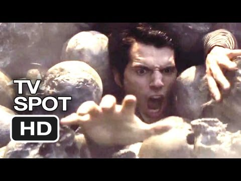 Man of Steel TV SPOT #10 (2013) - Henry Cavill Superman Movie HD