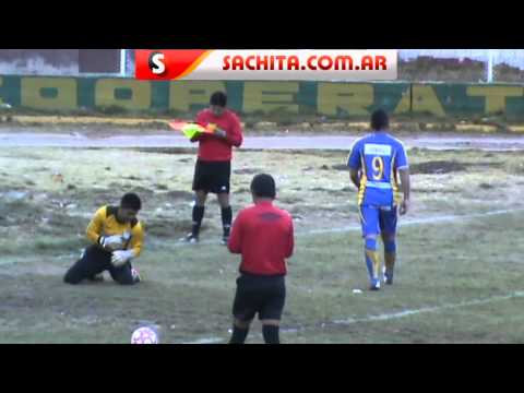 Penales Racing vs Santa Rosa   Final Provincial 2013 Huancavelica