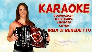 KARAOKE (Boomdabash, Alessandra Amoroso) Irma Di Benedetto, Organetto Abruzzese Accordion Cover