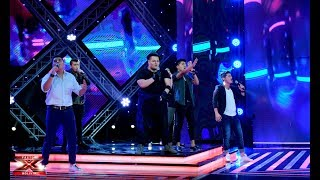 Categor a chicos deslumbran con su gran talento Galas en Vivo Factor X Bolivia 2018