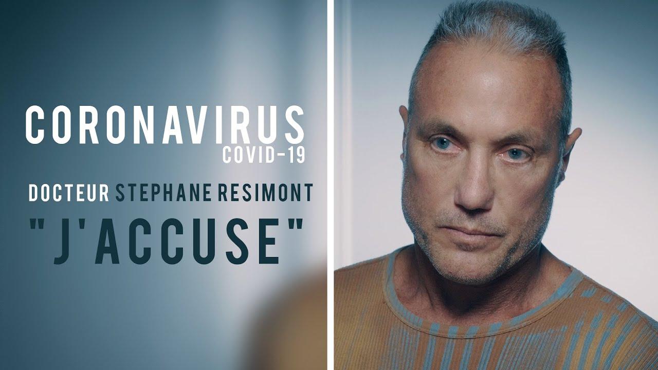 """Download Coronavirus - Covid-19 Docteur Stephane Résimont - """"J'accuse"""""""