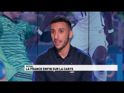 ITW de Azdine Aigoun pour Le Daily Sport sur INFOSPORT+