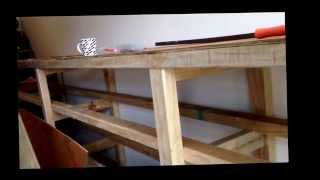 How To Build A Great Work Bench With Lots Of Storage