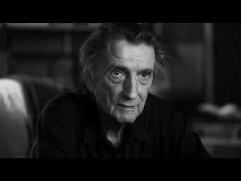 "Harry Dean Stanton in conversation with David Lynch (from ""Partly Fiction"")"