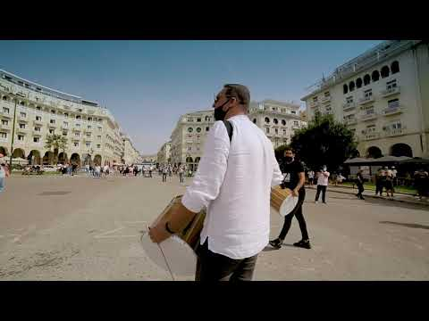 Give Art a Chance    flash mob Thessaloniki