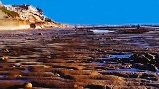 Уникальное явление природы. Тихий океан. Сан-Диего.