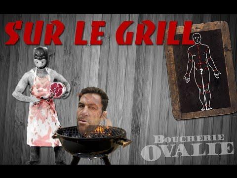 Jamie Cudmore n'aime pas Rémy Martin (Jamie passe sur le grill)