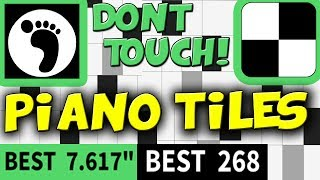 Don't Touch The White Tile (Piano Tiles) BEST HIGH SCORE! - Top App Gameplay