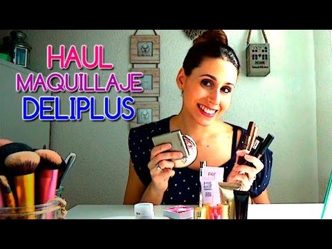 DELIPLUS | HAUL MAQUILLAJE | Favoritos & Recomendaciones | Productos 100% Deliplus - Mercadona.