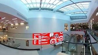 Kauppakeskus Ratina 360 kävely - aivan paskalaatuinen