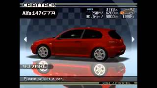 Tokyo Xtreme Racer Drift PS2 Gameplay part1