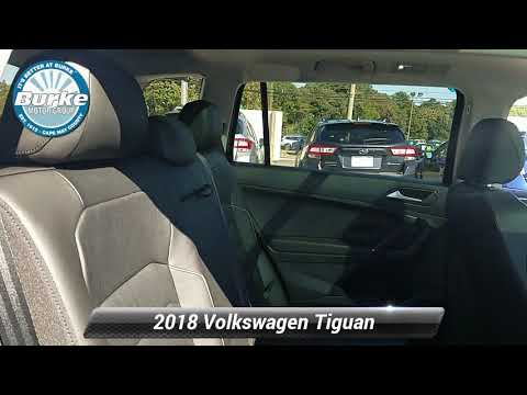 New 2018 Volkswagen Tiguan SEL Premium, Cape May Court House, NJ V5526