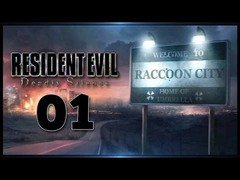 Let's Play Resident Evil Deadly Silence [German] - Part #1 - Willkommen in der Hölle