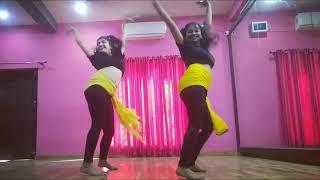 KAMARIYA - NORA FATEHI (Dance Choreography) || Meenakshi,And Bharti