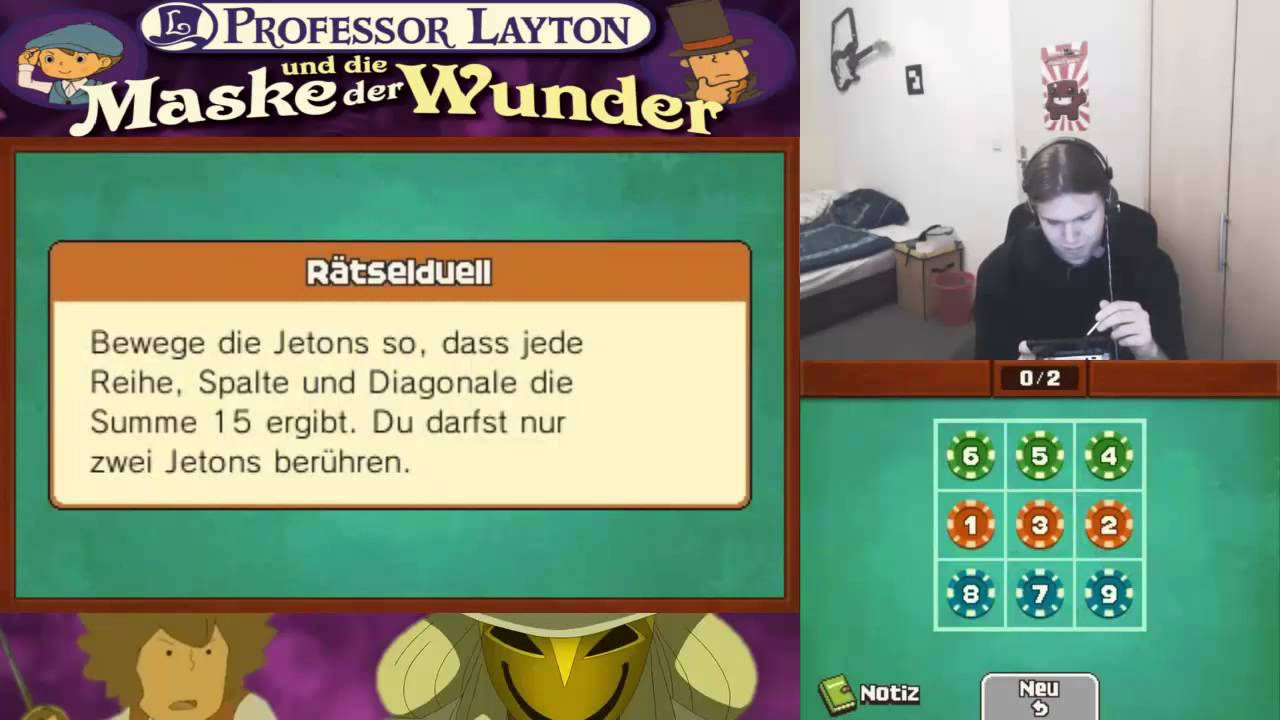 professor layton und die maske der wunder casino jetons