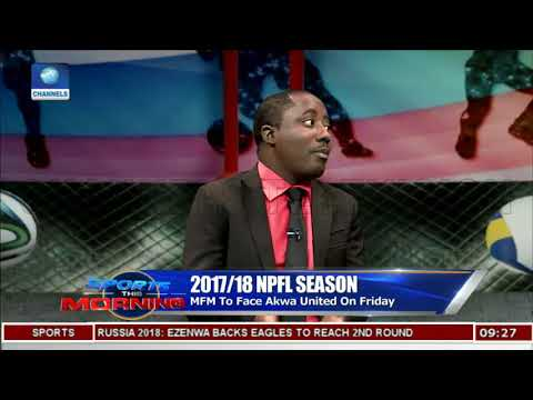 NPFL: Enyimba Takes On Plateau United In Calabar |Sports This Morning|