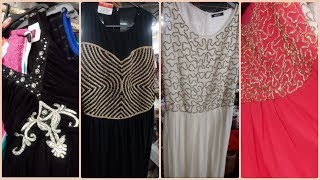 Party Wear Dresses @Rs500 |DON