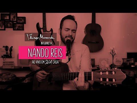 Thiago Miranda interpreta NANDO REIS Ao vivo em SUA casa #FiqueEmCasa #LiveDoMiranda