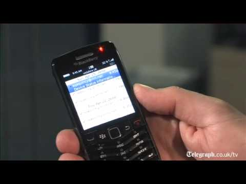 The Blackberry Pearl 3G first review