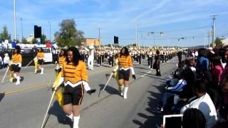 UNIVERSITY OF ARKANSAS PINE BLUFF @ TENNESSEE STATE HOMECOMING PARADE