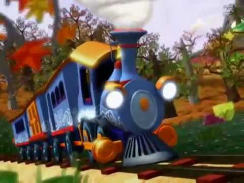 1,2,3 | Choo Choo Soul | Disney Junior