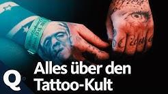 Unter die Haut: Das Tattoo als Kunstform, Risiko und mehr | Quarks
