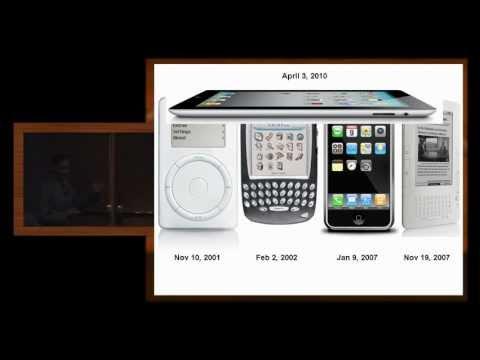 "Eric Topol: ""The Digital Era Hits Medicine"""