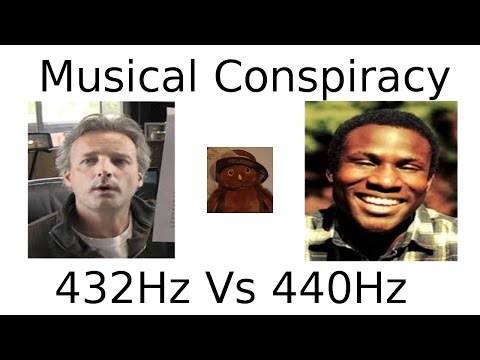 Refuting the Musical 440Hz vs 432Hz Conspiracy