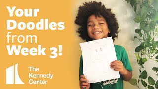 Your Doodles from Week 3!   |   LUNCH DOODLES with Mo Willems!
