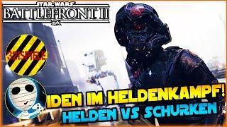 Iden im Heldenkampf! - Star Wars Battlefront II together #56 - 321Spiele tombie deutsch