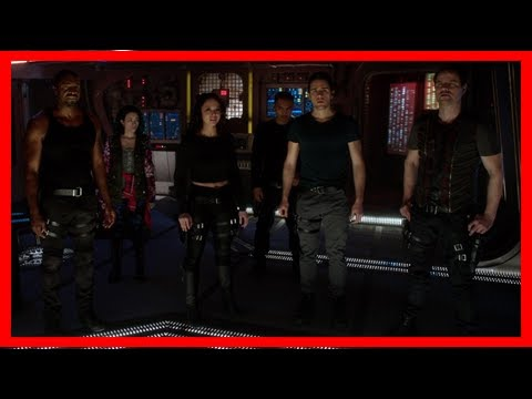 Breaking News | Cancelled syfy series dark matter was almost revived by mgm to crossover with starg
