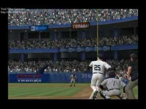 Jason Giambi Breaks The Home run Record