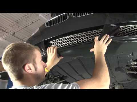 ECS Tuning: E92/E93 Front Lip Spoiler Installation