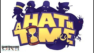 A HAT IN TIME! Mario 64 Style Platformer Game for Steam/Xbox One/Ps4