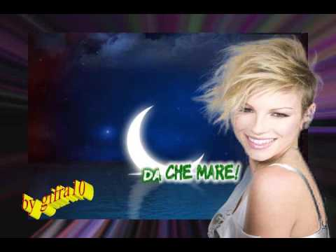 Emma Marrone - Guarda Che Luna  (karaoke - Fair Use)