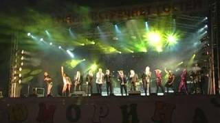 Фрагмент концерта на Юморине 2009(, 2009-04-06T06:35:17.000Z)