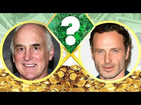 WHO'S RICHER?  Jeffrey DeMunn or Andrew Lincoln?  Net Worth Revealed! 2017