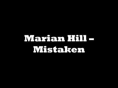 Marian Hill – Mistaken