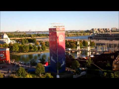 Bon Secours Chapel, Old Montreal ~ A Trip to the Top ~ Sept. 27, 2015